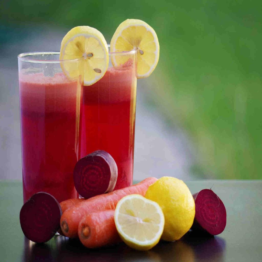smoothie et legumes pour une bonne santé